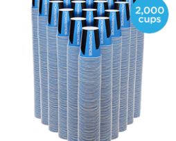 POWERADE® 9 fl oz Cups (case of 2,000)