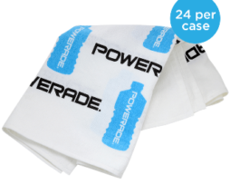 POWERADE® Towels (case of 24)