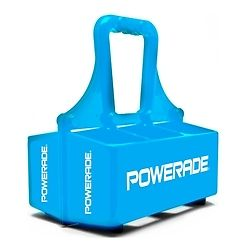 Powerade water bottle carrier