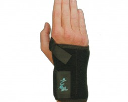 compressor wrist support