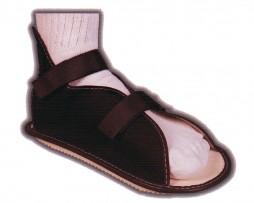 Rocker Bottom Cast Sandal