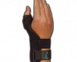 Suede Thumb Support