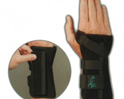 universal v-strap wrist support