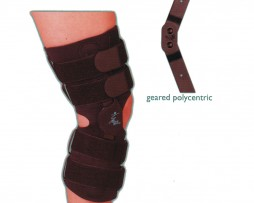 """Gripper Hinged Knee Support 16"""""""