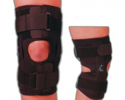 """Gripper Hinged Knee Support 12"""""""