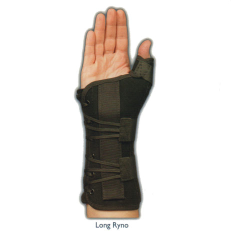 Long Ryno Lacer Wrist Support