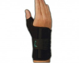 Short Ryno Universal wrist and Thumb support
